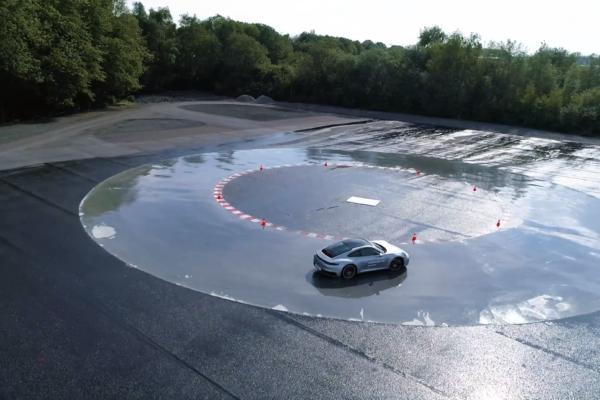 Porsche Experience day